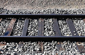 木枕轨道小火车工程