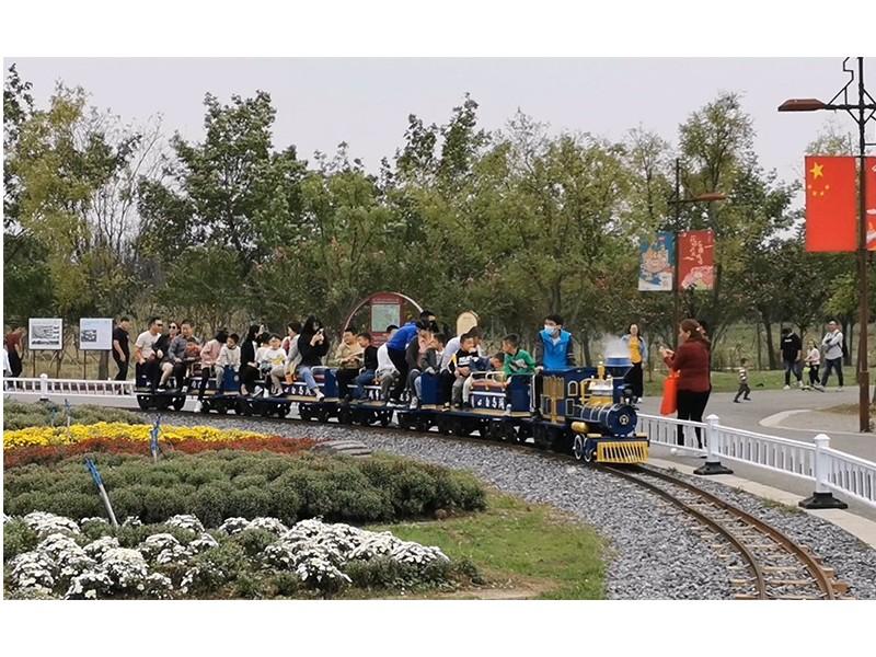 淮安白马湖生态旅游景区网红观光小火车