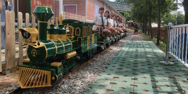 后疫情时代,网红小火车如何促进景区二消增长?