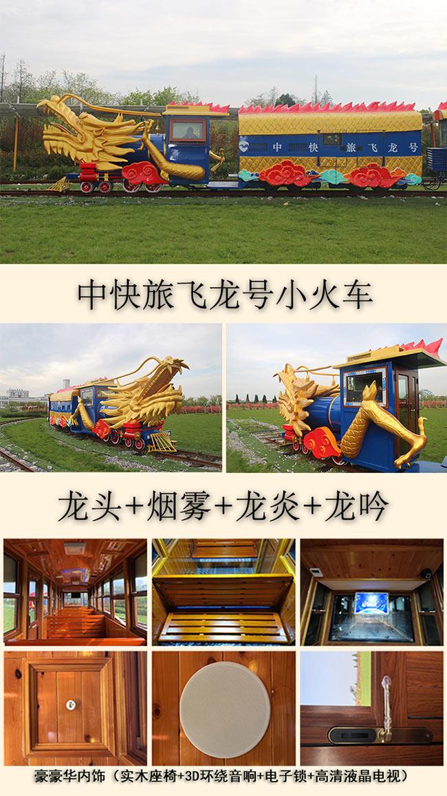 飞龙号观光小火车