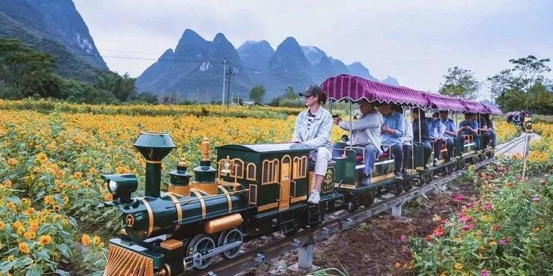 桂林网红小火车