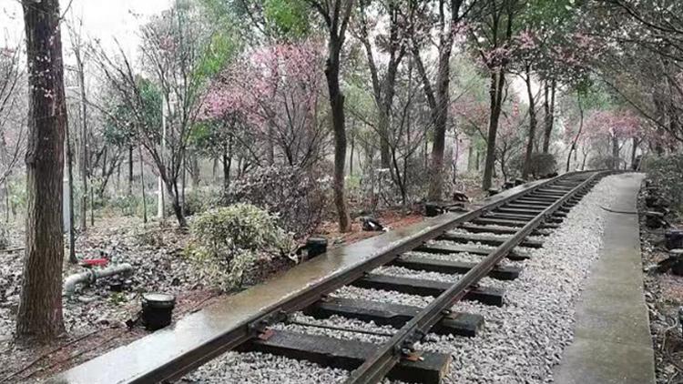 南京丽水天生桥网红轨道